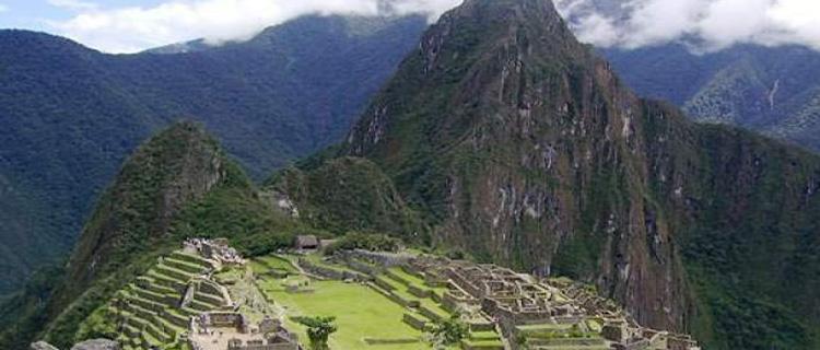Viajes al Perú