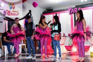 animadoras infantiles en Lima